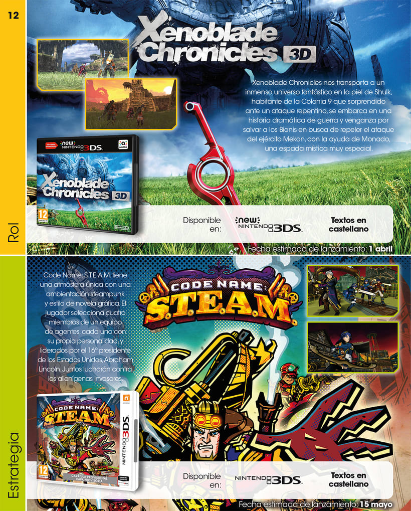 Catálogo 84 GAME 10