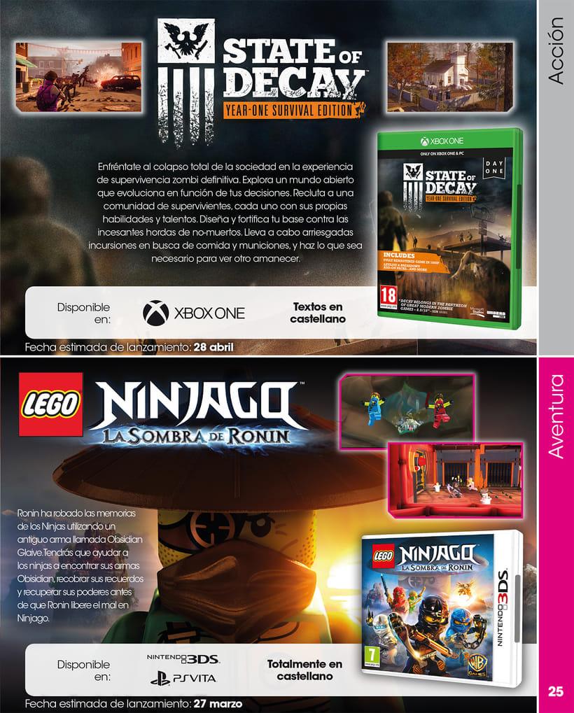 Catálogo 84 GAME 23