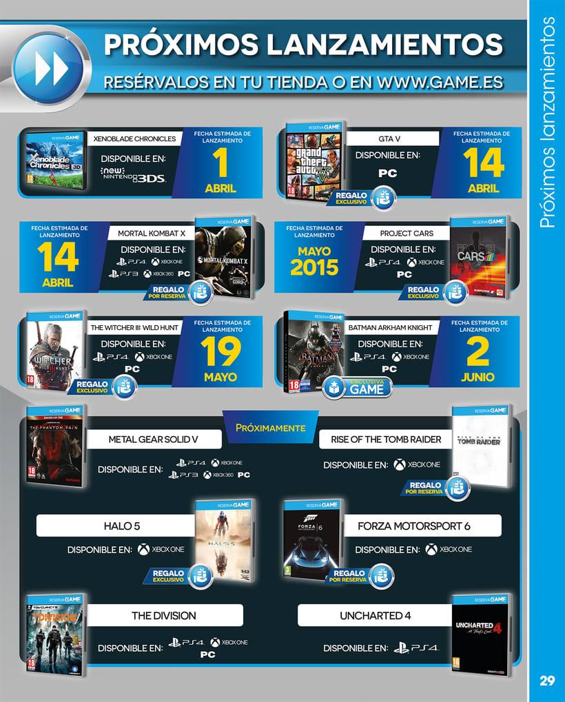 Catálogo 84 GAME 27