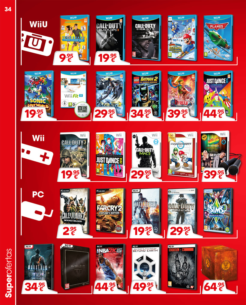 Catálogo 84 GAME 32