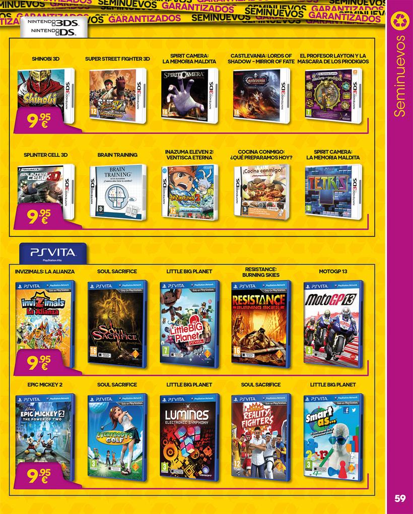 Catálogo 84 GAME 57