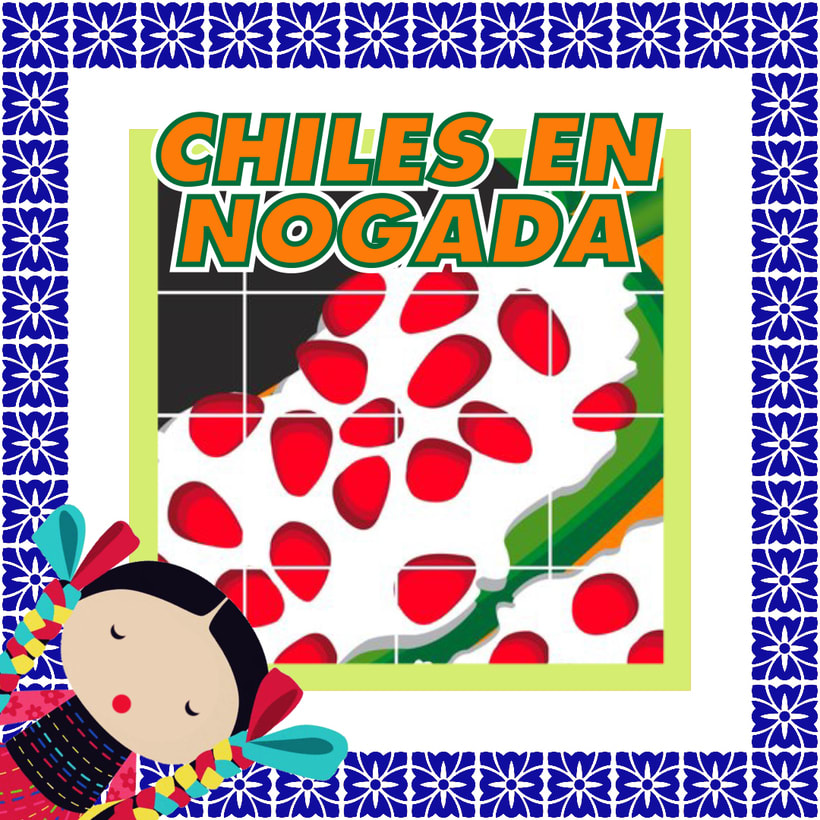 Chiles en Nogada  8