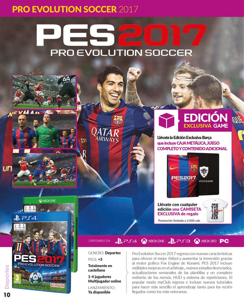 Catálogo 88 GAME 8
