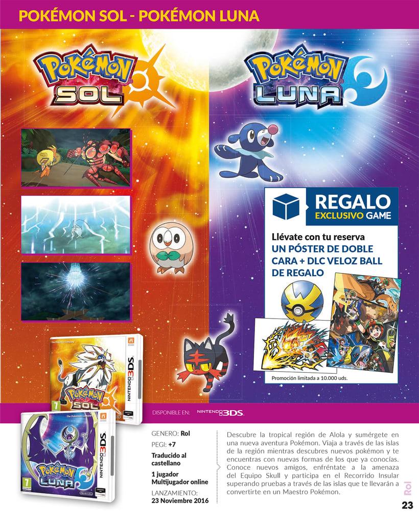 Catálogo 88 GAME 21
