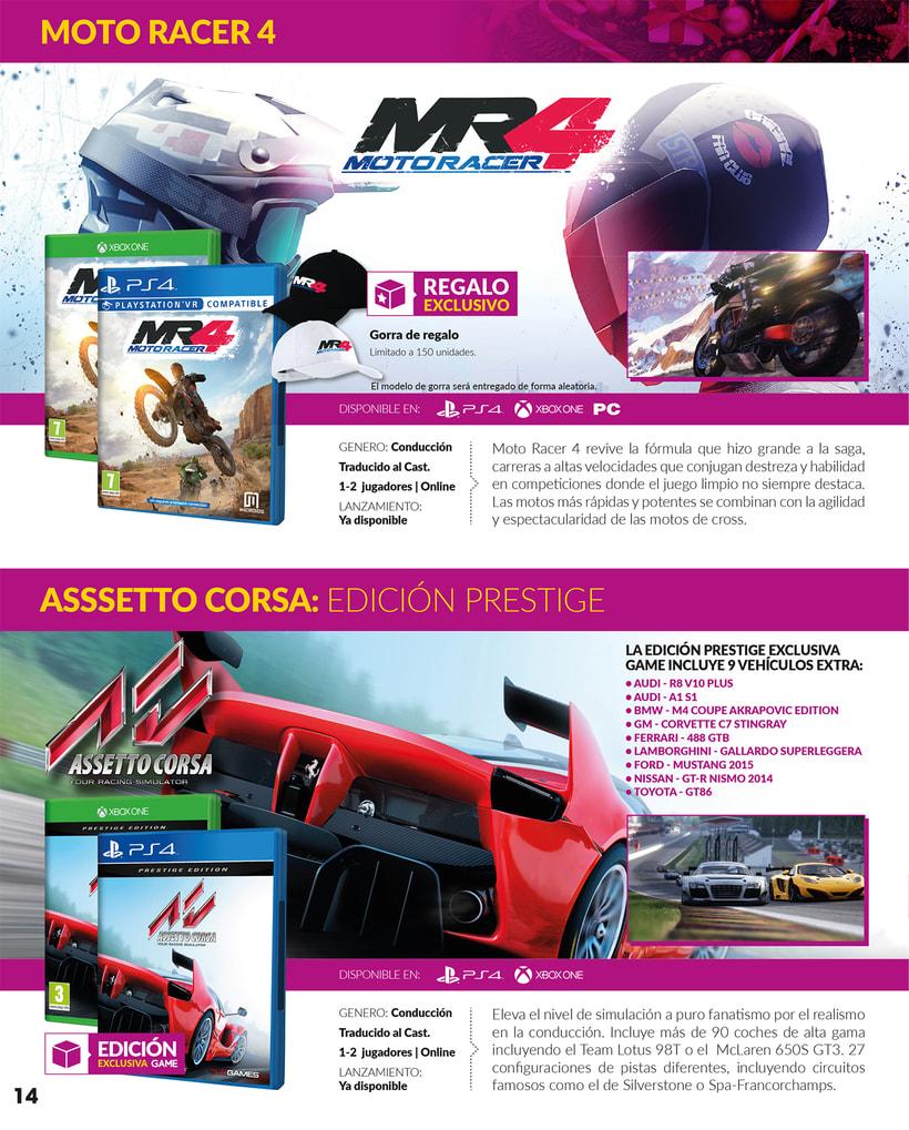 Catálogo 89 GAME 12