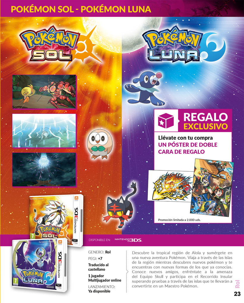 Catálogo 89 GAME 21