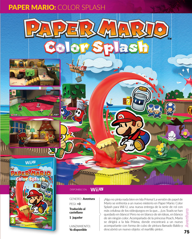 Catálogo 89 GAME 73