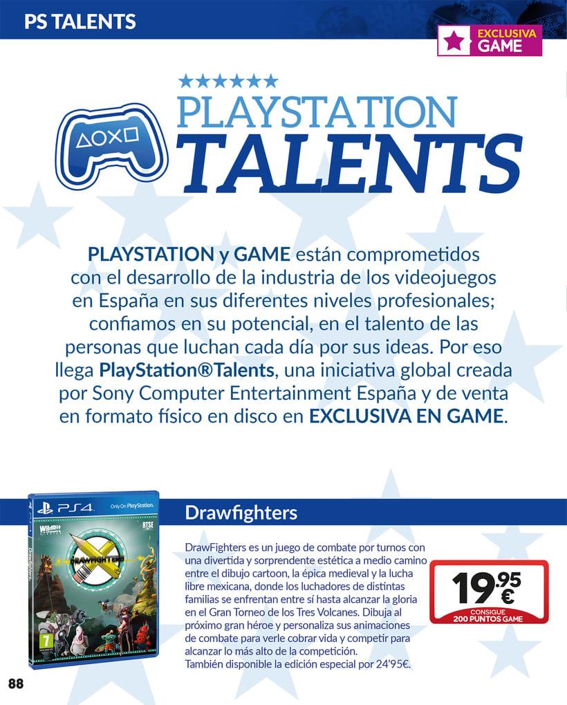 Catálogo 89 GAME 86
