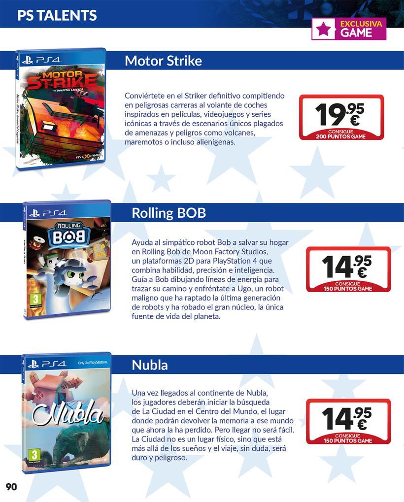 Catálogo 89 GAME 88