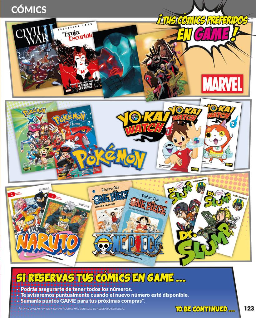 Catálogo 89 GAME 121