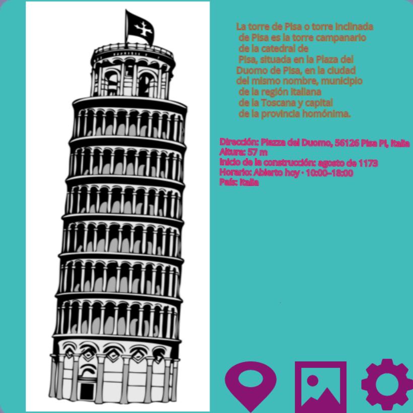 Torre de pisa  full Hd -1