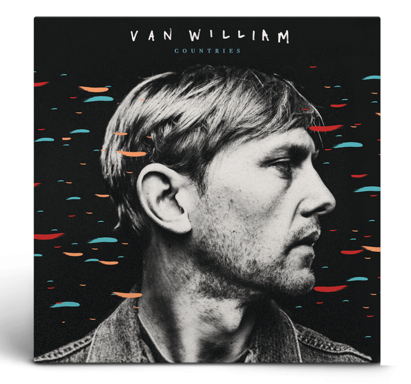 Van William new album Countries 0