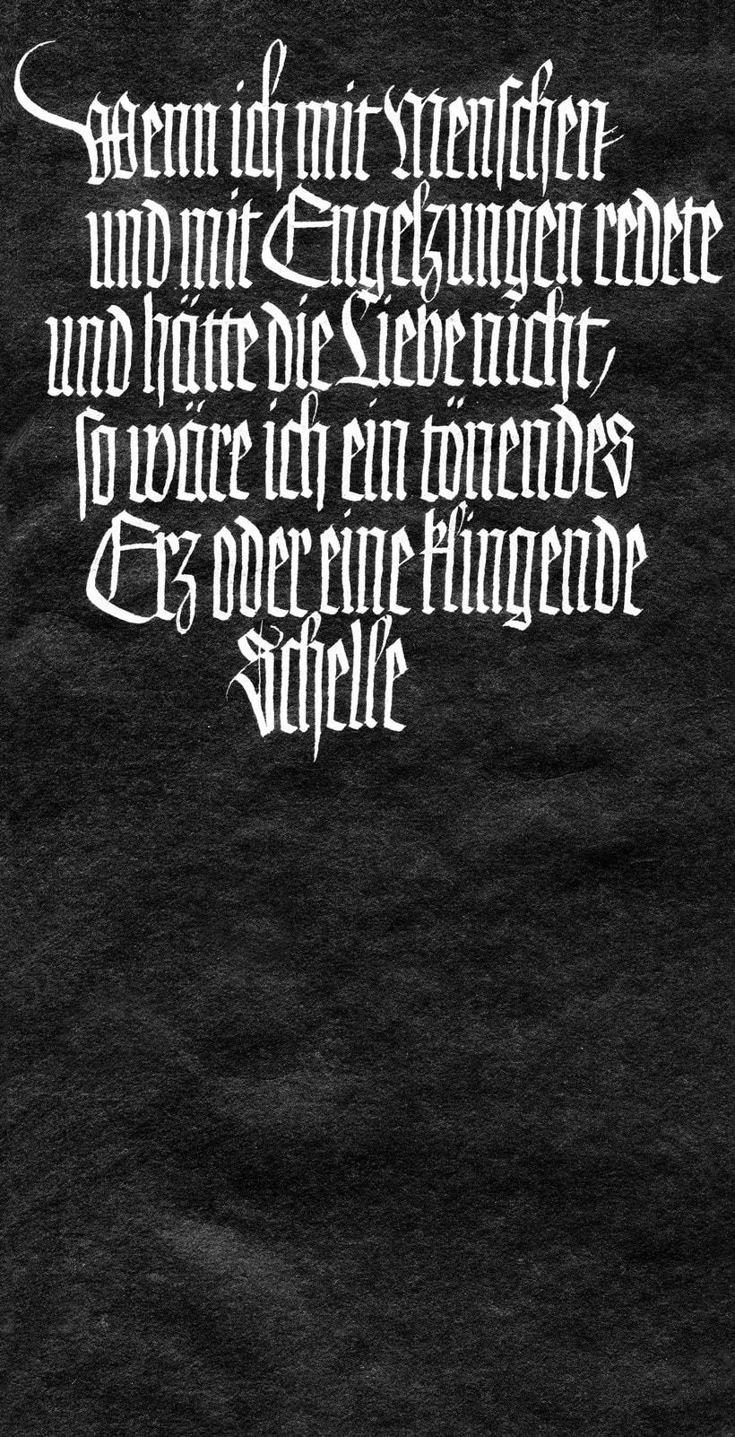 Caligrafiando con góticas potentes con Oriol Miró 15