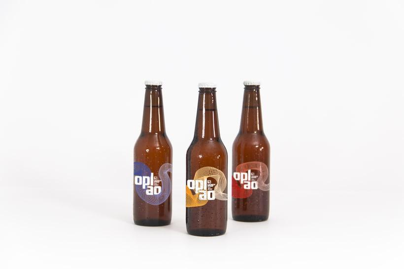 Opalo, Tu cerveza en movimiento 1