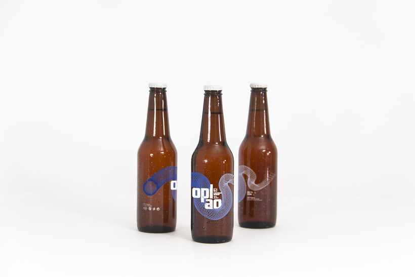 Opalo, Tu cerveza en movimiento 6