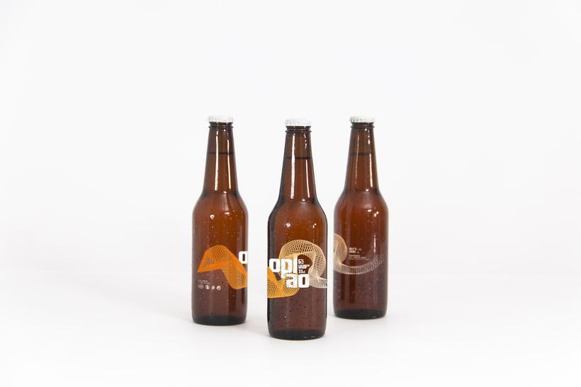 Opalo, Tu cerveza en movimiento 8
