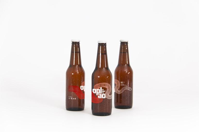 Opalo, Tu cerveza en movimiento 10