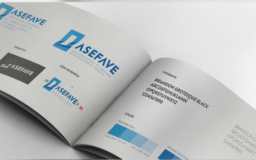 Rediseño de imagen corporativa  (logo + manual + web) 4