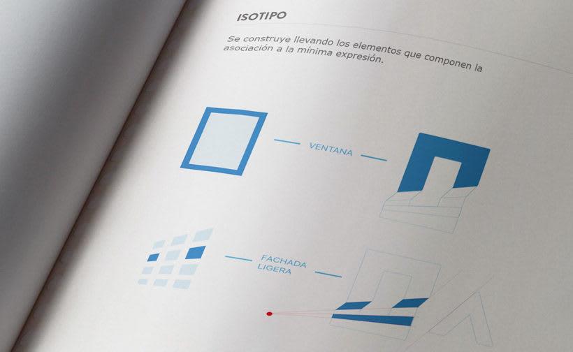 Rediseño de imagen corporativa  (logo + manual + web) 5