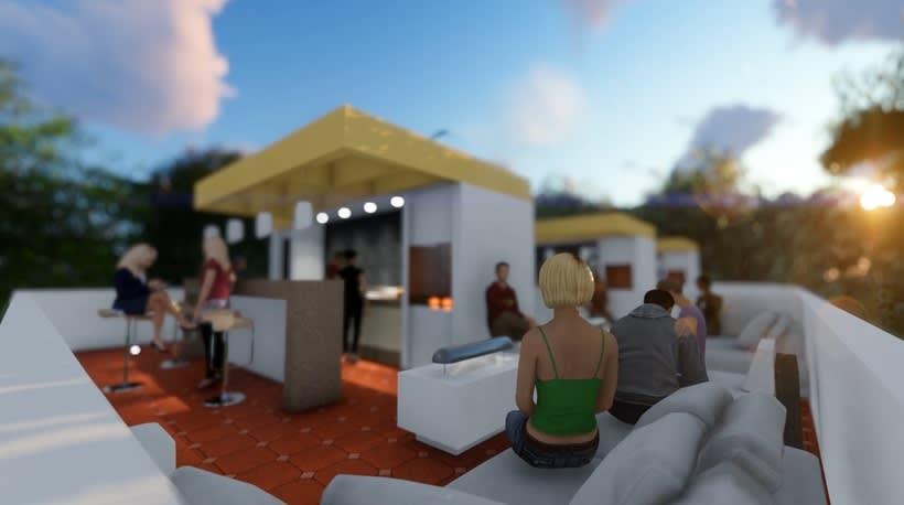 Dise o de interiores townhouses arrecife estado nueva for Diseno de interiores 3d 7 0