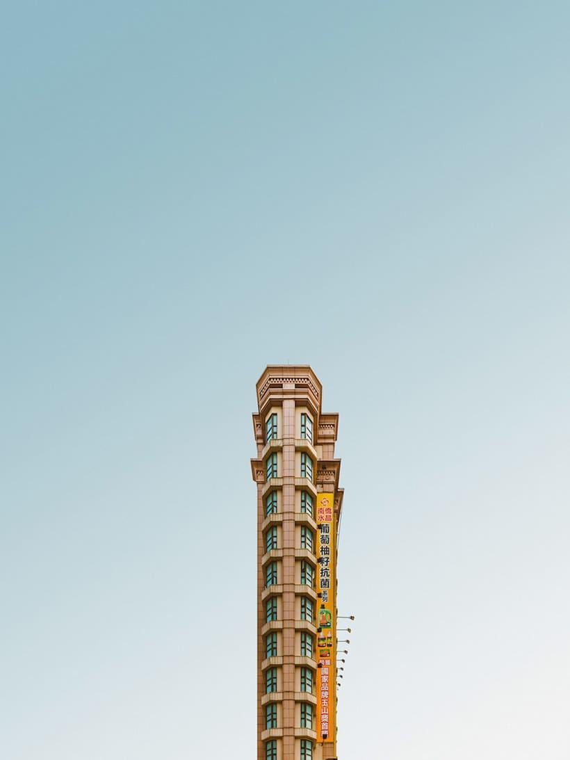 Hipnótica y minimalista belleza arquitectónica 1
