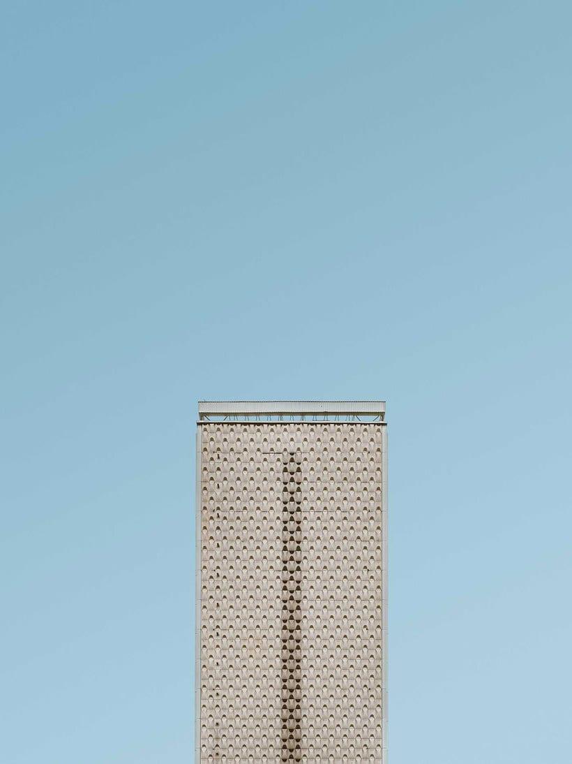 Hipnótica y minimalista belleza arquitectónica 3