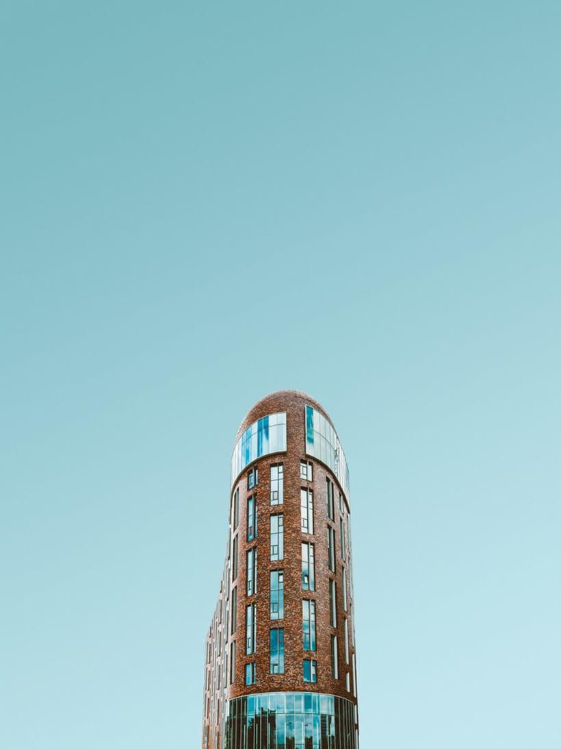 Hipnótica y minimalista belleza arquitectónica 5