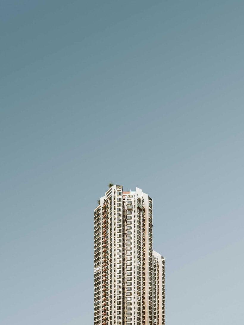 Hipnótica y minimalista belleza arquitectónica 7