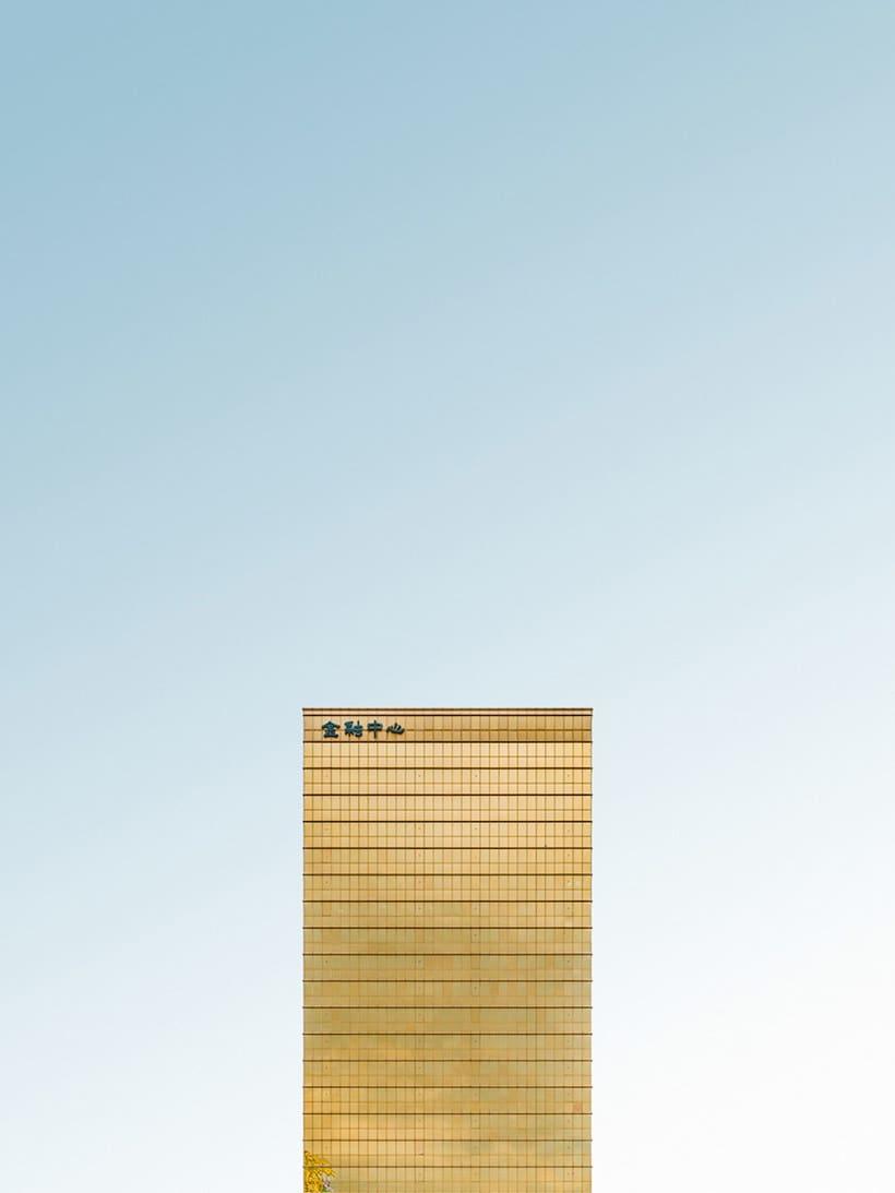 Hipnótica y minimalista belleza arquitectónica 9