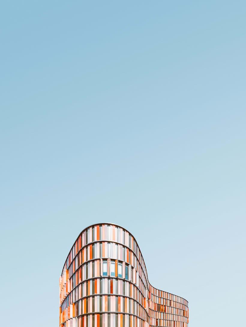 Hipnótica y minimalista belleza arquitectónica 10