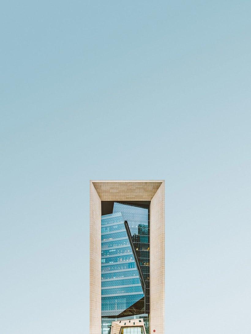Hipnótica y minimalista belleza arquitectónica 11