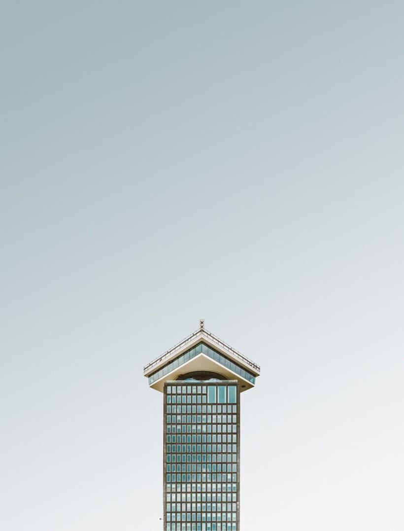 Hipnótica y minimalista belleza arquitectónica 13