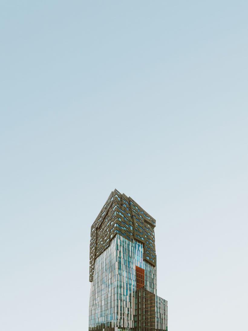 Hipnótica y minimalista belleza arquitectónica 14
