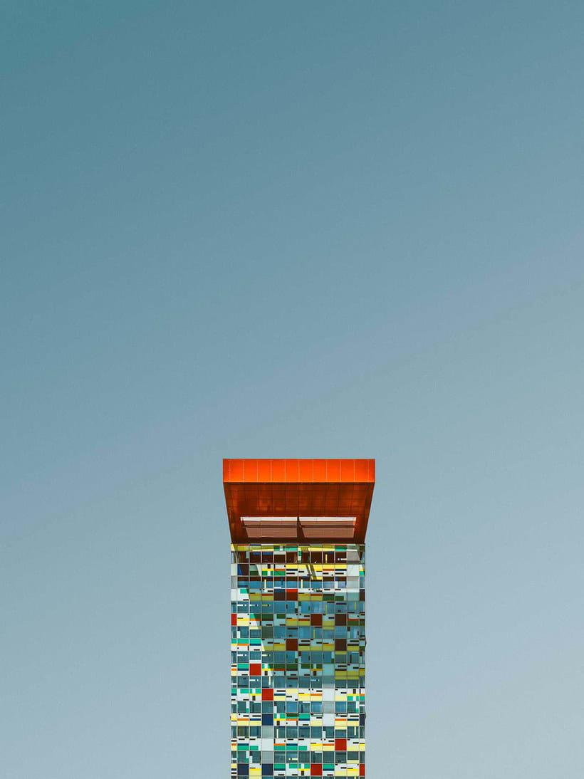 Hipnótica y minimalista belleza arquitectónica 15