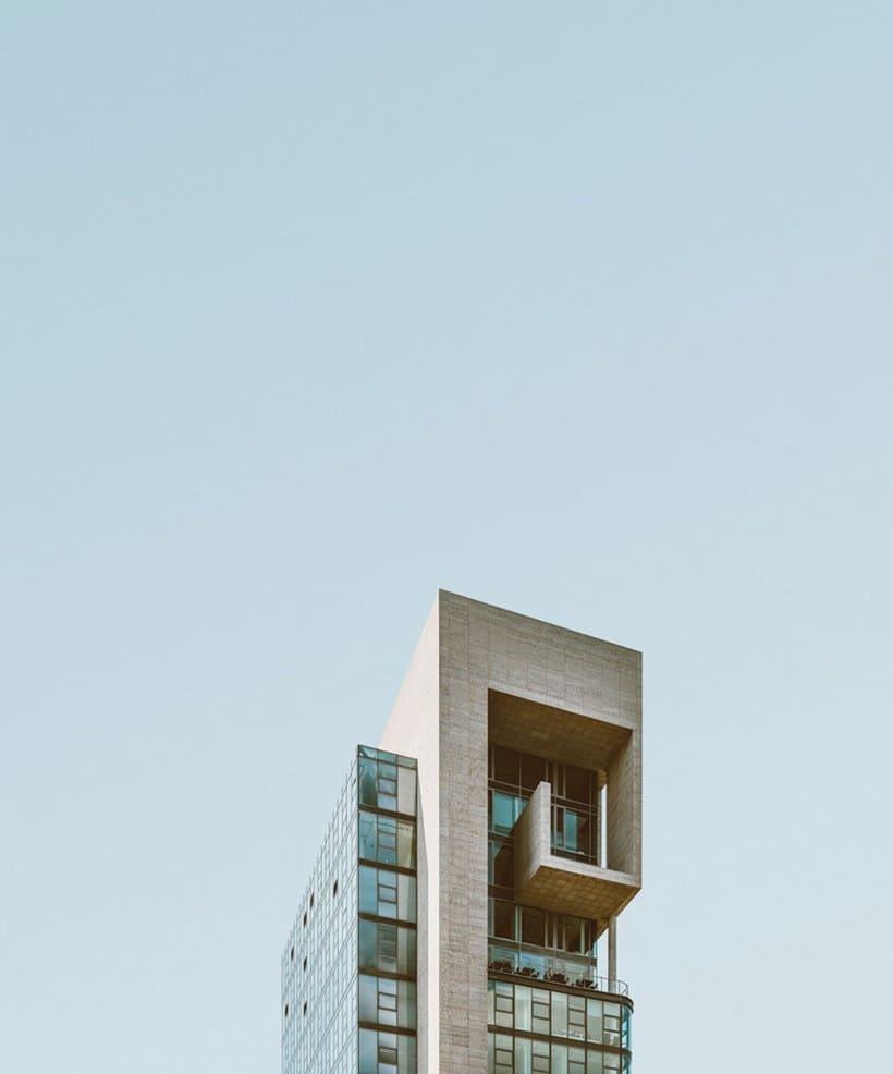 Hipnótica y minimalista belleza arquitectónica 16