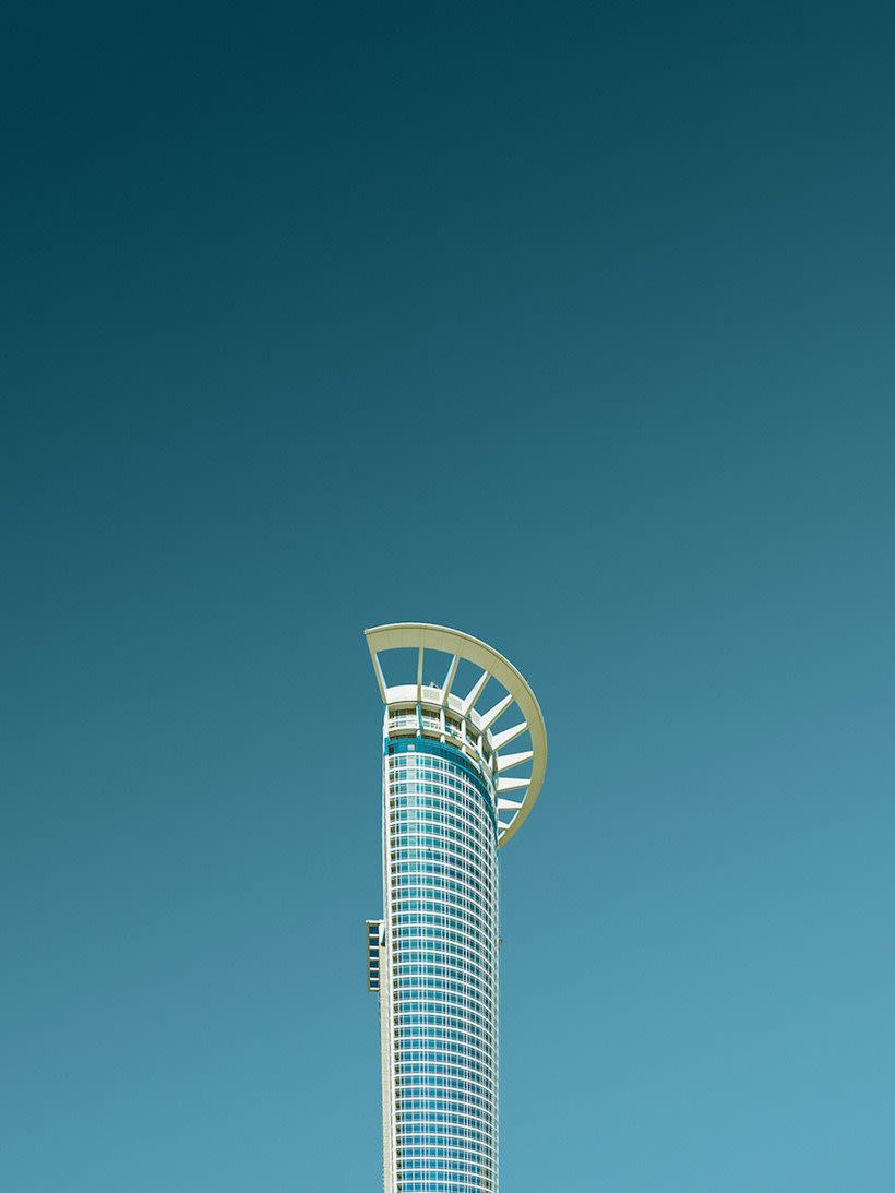 Hipnótica y minimalista belleza arquitectónica 17