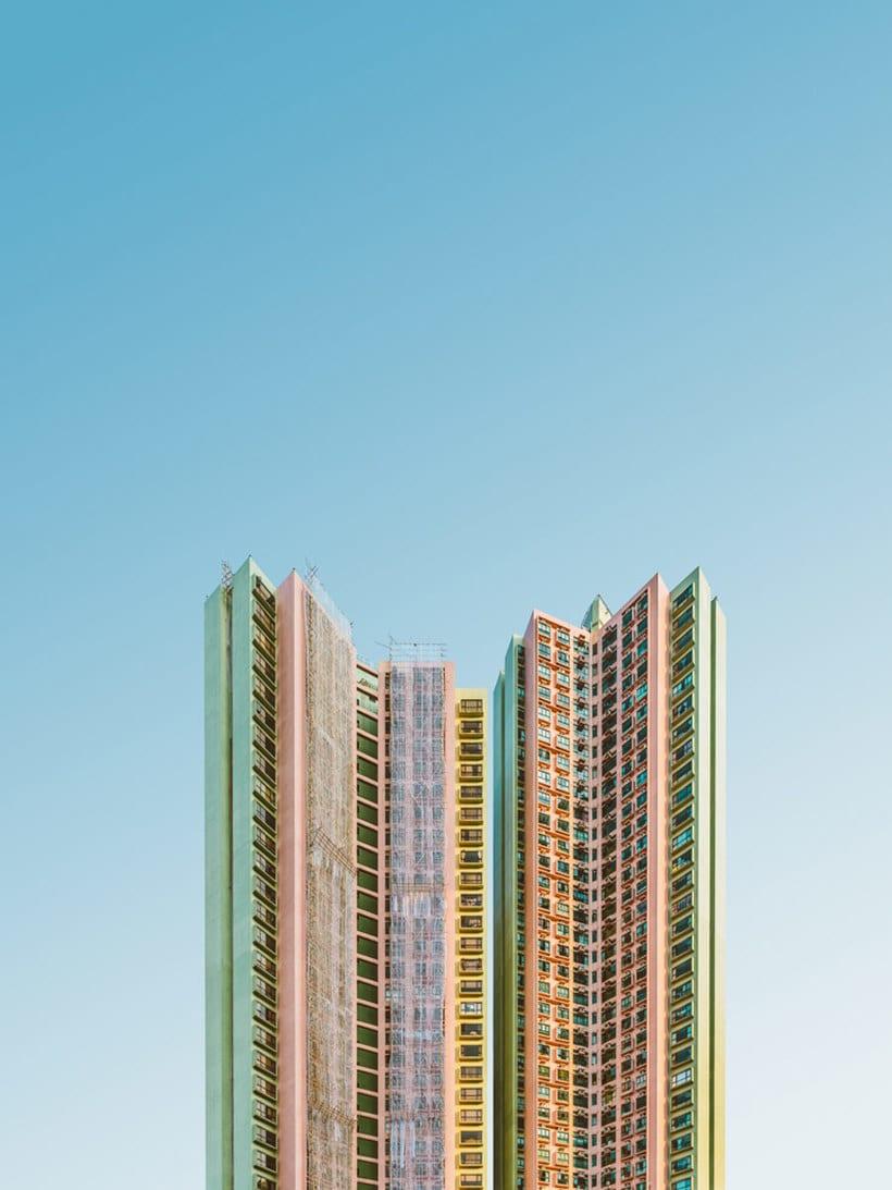 Hipnótica y minimalista belleza arquitectónica 18