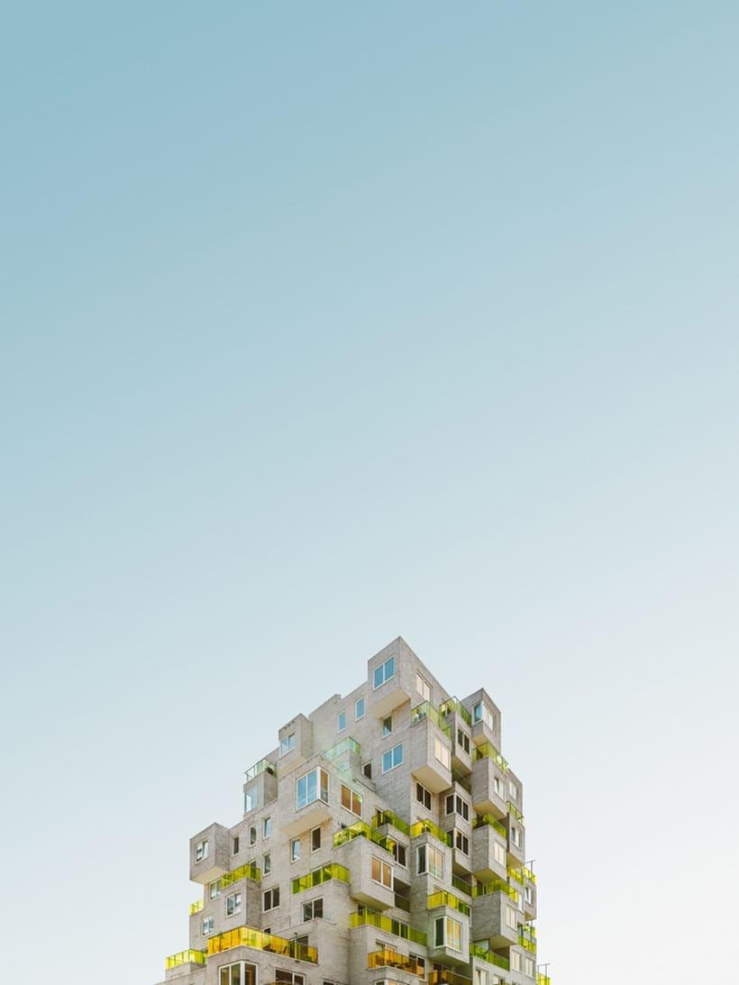Hipnótica y minimalista belleza arquitectónica 20