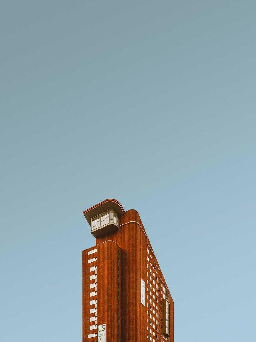Hipnótica y minimalista belleza arquitectónica 22