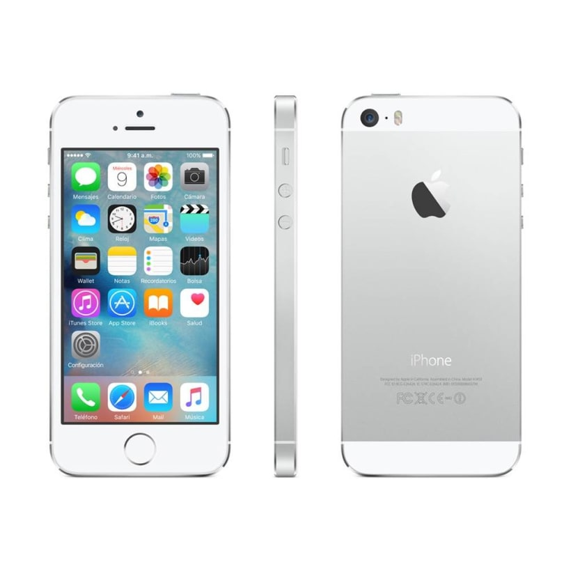 iPhone 5S a finales de 2017. ¿Buena o mala compra    Informática ... 9f7db23e6d