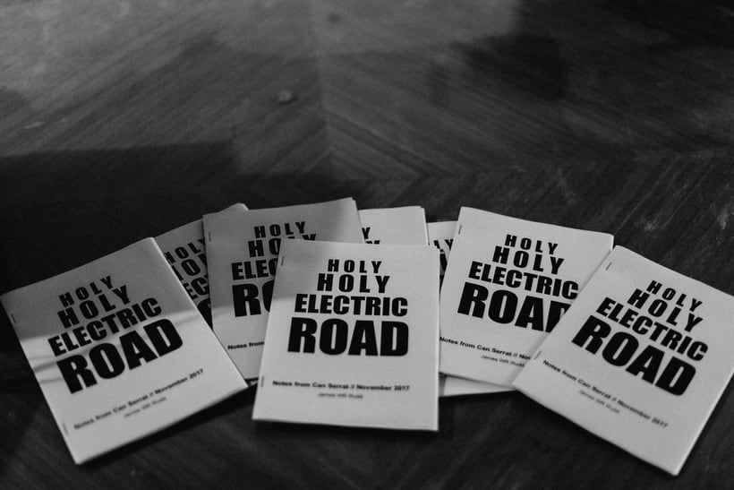 Holy Holy Electric Road 0