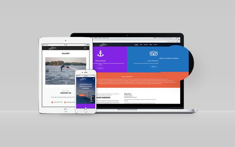 Sitio Web: Guatemala Fishing 0