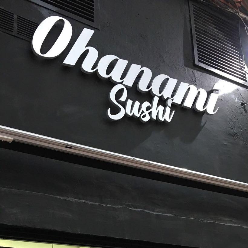 Restaurante Ohanami Sushi -1