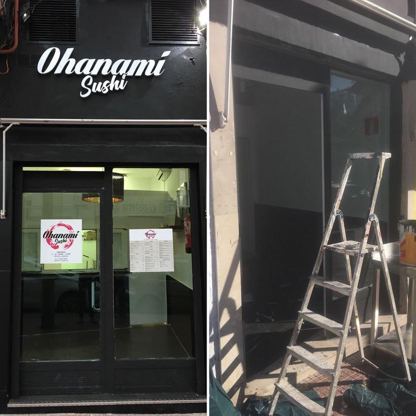 Restaurante Ohanami Sushi 0