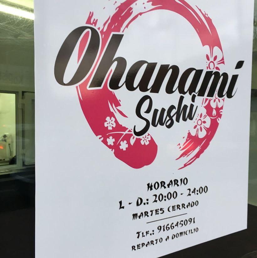 Restaurante Ohanami Sushi 2