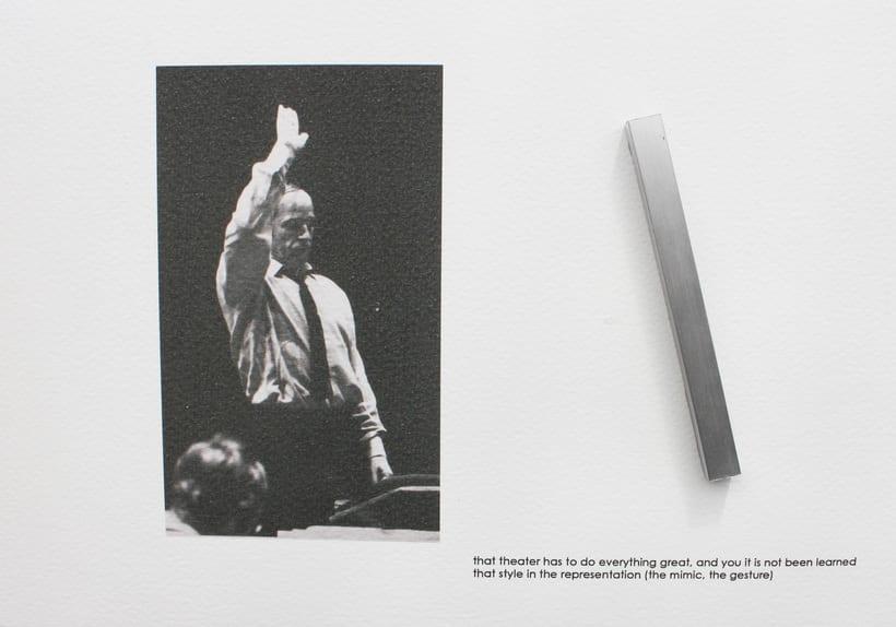 Boulez conducted in Bayreuth 1976, 2016. Se localiza en un anticuario de la ciudad de Bayreuth, un libro sobre la producción Del Anillo de Boulez y Chereau en el Festspielhaus de Bayreuth en 1976. 0