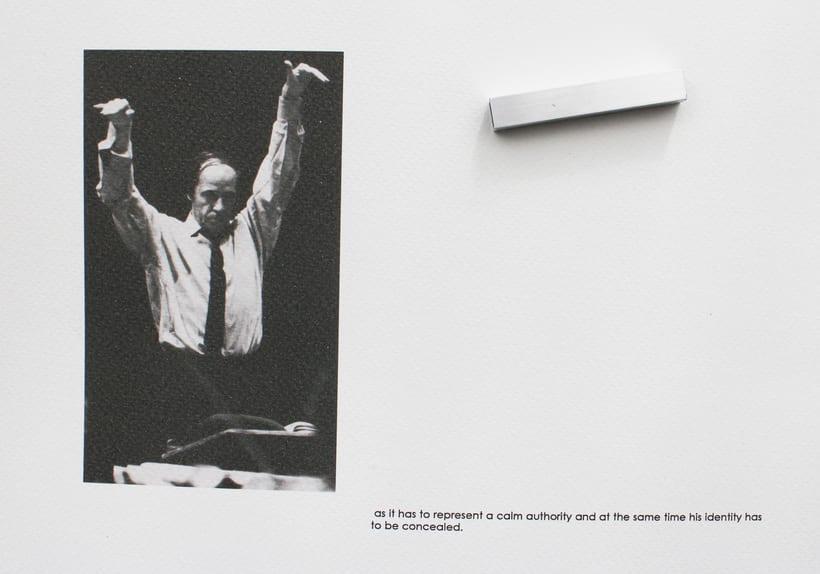 Boulez conducted in Bayreuth 1976, 2016. Se localiza en un anticuario de la ciudad de Bayreuth, un libro sobre la producción Del Anillo de Boulez y Chereau en el Festspielhaus de Bayreuth en 1976. 3