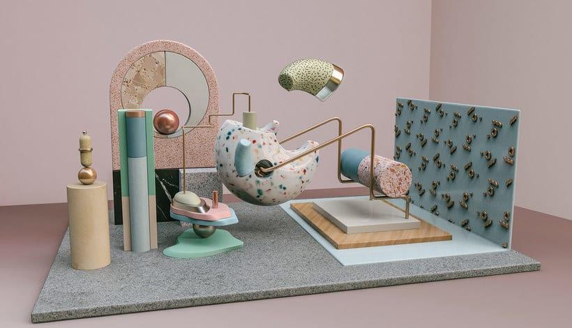 Nastplas estudia la relación de la geometría, el arte y la arquitectura 1