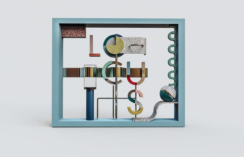 Nastplas estudia la relación de la geometría, el arte y la arquitectura 14