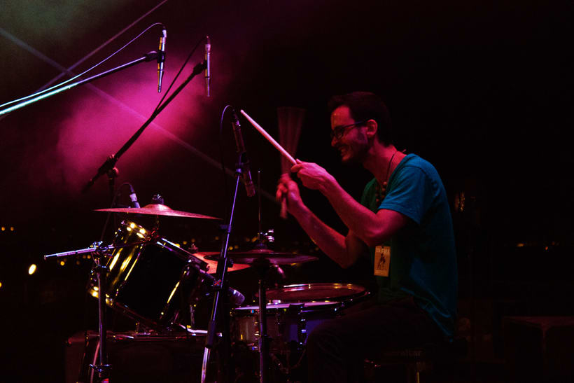 Sittar Green live music FMA Sant Boi 2016 -1